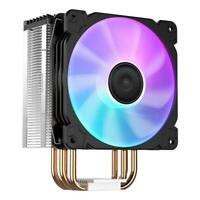 "Freeship /& Tracking /""NEW/"" JONSBO NC-1 WHITE RGB RAM MEMORY HEATSINK"