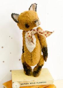 Mohair Bear/Fox Pattern 9.5 inch