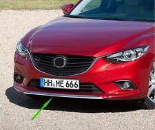 Frontgrill-gitter Leiste UNTEN Chrom Mazda 6 ab Bj 2013