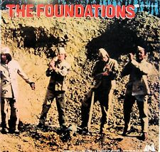 THE FOUNDATIONS DIGGING THE FOUNDATIONS LP 1969 GATEFOLD BRITISH SOUL NEAR MINT!