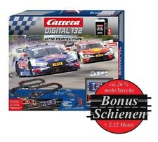 Carrera Digital 132 DTM Perfection-SPARSET-incl. Bonus-Schienen/+2,32m Strecke