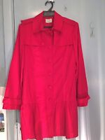 Review Red Coat dress in size 12
