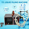 Automatic Quantitative Liquid Filling Machine Numerical Control 110V 17L/min