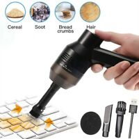 Car Vacuum Cleaner For Home Auto Mini Handheld Wet Dry Small Portable 3.5W