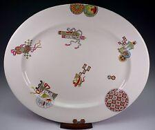 Rare Royal Worcester Porcelain Aesthetic Style Christopher Dresser Platter c1875