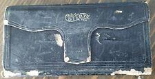 Vintage Antique Diary Farmer Jerome Hanks 1872 Bath Kanona Steuben County NY
