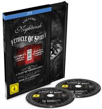 Nightwish: Vehicle of Spirit Blu-Ray (2016) Nightwish cert E 2 discs ***NEW***