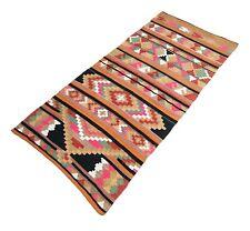 Malatya Kilim Rug, 2.7x5.3ft, Turk Kilim Rug, Handwoven Rug, Tribal Kilim Rug