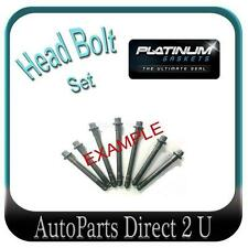 Hyundai Getz 1.5L (some) 9/2002 - 4/2003 Head Bolt Set