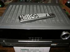 HARMAN KARDON AVR-340 AUDIO/VIDEO RECEIVER w/ AVR140 REMOTE CONTROL Bundle