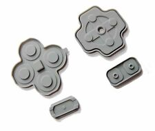 NEW Nintendo 3DS replacement Silicone Silicon rubber D-pad buttons set