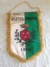 GAGLIARDETTO / PENNANT  ATLETICO MONOPOLI CALCIO ( Bari ) - NON IMBUSTATO !!!!!!