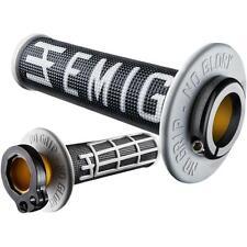 ODI - H32EMBW - Emig V2 Lock on Grips, Black/White`
