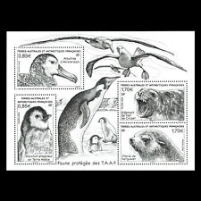 TAAF 2018 - Protect Fauna of French South and Antarctic Territory Birds - MNH
