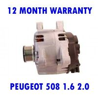 PEUGEOT 406 ESTATE HDI 2.0 ESTATE 1999 2000 2001-2004 RMFD ALTERNATOR