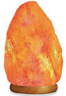 Himalayan Glow Natural Crystal Salt Lamp 9-11 lbs With Dimmer Switch NIB BSHL110