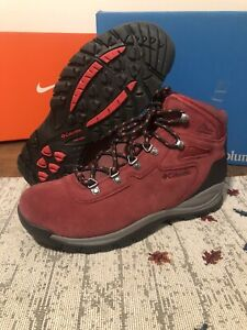 NEW!!! Columbia Newton Ridge Waterproof Hiking Boot MSRP $100!!!