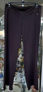 Adidas Climalite 365 Women's L Purple/Plum Pants Activewear