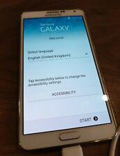 SAMSUNG Note 3 N9005 PM Bianco