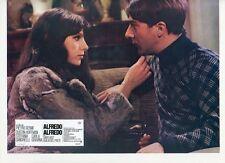 DUSTIN HOFFMAN STEFANIA SANDRELLI ALFREDO ALFREDO 1972 VINTAGE LOBBY CARD #7
