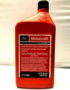 (1 Quart)  Ford Motorcraft OEM Dual Clutch Tansmission Fluid XT-11-QDC SHIP FREE