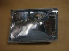 Nos Oem Ford Escort Head Lamp Light 1988 - 1990 Left Hand (Fits: Ford Escort)