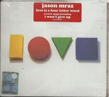 JASON MRAZ - Love (2012) CD
