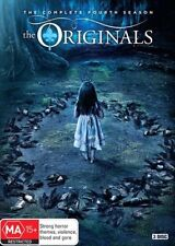 The ORIGINALS : Season 4 : NEW DVD