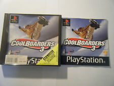 Cool Boarders 3 - Sony PlayStation - PS1 - Complet - Occasion