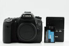 Canon 70D Digital SLR 20.2MP Camera Body #452