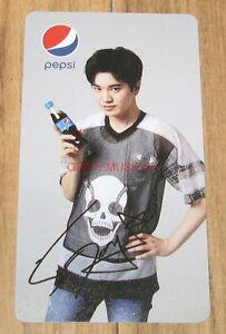 INFINITE PEPSI KOREA K-POP SUNGJONG SUNG JONG OFFICIAL PHOTO CARD PHOTOCARD 6