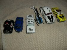 6 LOT Police Vintage VW CORGI 1200 Matchbox Hot Wheels Fire Rods Miami Passion +