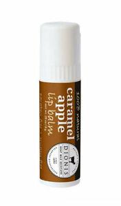 Caramel Apple Lip Balm Dionis Goat Milk Skincare New .28 oz Tube USA Made
