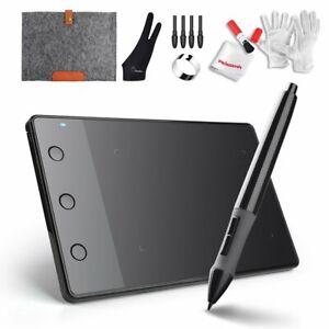 Tableta Grafica Para Dibujo Artistico Compatible Con Todas Aplicaciones Nuevo