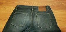 UNBRANDED MEN'S SELVEDGE UB201 TAPERED JEANS SZ 30X33