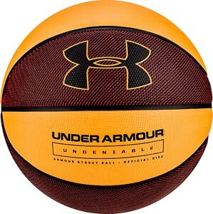 Under Armour Undeniable Armour Street Ball Official Size, New With Defects