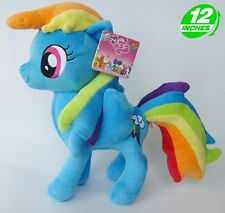 12inches My little pony RAINBOW DASH Plush toy doll with tag