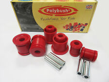 Polybush Vehicle Bush Set for Ford Fiesta Mk6, JH (Inc ST), 2002-2008: Kit190