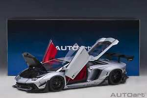 AUTOart 79181 - 1/18 Libertà Camminare lb-Works Lamborghini Aventador Le