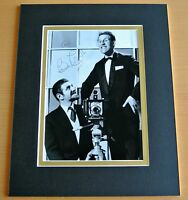 BRUCE FORSYTH HAND SIGNED AUTOGRAPH 10X8 PHOTO DISPLAY STRICTLY COME DANCING COA