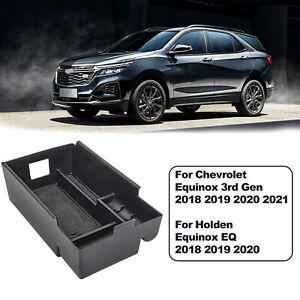 For Chevrolet Equinox 2018-2021 Center Console Organizer Holder Car Accessories