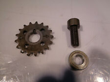 B51 - BMW R1150R  Camshaft drive sprocket, washer & bolt BMW Pt Nr 11317677680