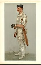 CRICKET CAPTAIN OF THE CAMBRIDGE ELEVEN GILBERT LAIRD JESSOP AMATEUR CRICKETER