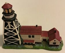 """Whitefish Point Light House Michigan  #9097 SPOONTIQUES -4 3/4"""" x 1 3/4"""""""