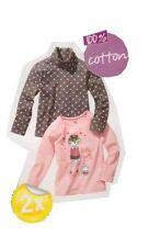 Markenlose Größe 116 Mädchen-Pullover & -Strickware aus 100% Baumwolle