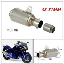 Motorcycle Off-road Vehicles Matte Belt Silencer Section Modified Exhaust Pipe