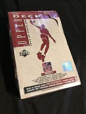 NBA 1994-95 Upper Deck Factory Sealed BOX Basketball Trading Cards