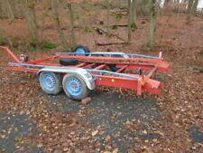 Tandem - KFZ Transportanhänger mit Anhängervorrichtung
