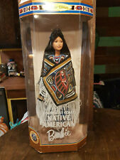 VINTAGE 1999 Barbie Northwest Coast Native American Doll Mattel NRFB #24671