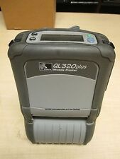 Zebra QL320 Plus Q3C-LU1CE011-00 Direct Barcode Thermal Label Printer - Excl PSU